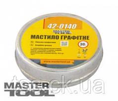 MasterTool  Смазка графитная 30 г, жесть, Арт.: 42-0140