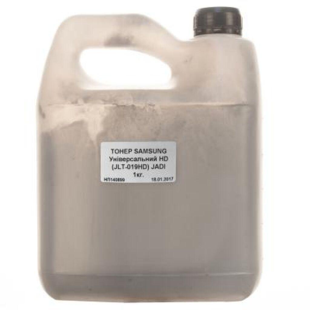 Тонер SAMSUNG HD ML1210/ML1710/SCX 4016, 1кг JADI (JLT-019HD-1)