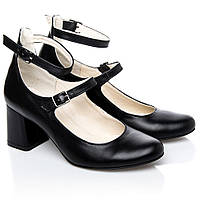 Туфли La Rose 2248 36(24см ) Черная кожа