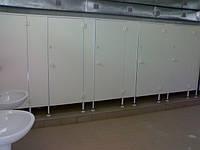 Сантехнические перегородки (туалетные кабинки)