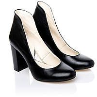 Туфли La Rose 2251 36(24,2см) Черная кожа