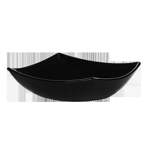 Тарілка для супу Quadrato Black, 20 см Luminarc H3671
