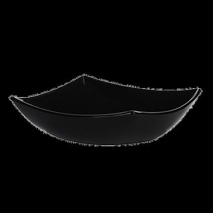 Тарілка для супу Quadrato Black, 20 см Luminarc H3671, фото 2
