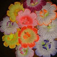 """Искусственный цветок """" ракушка"""", фото 1"""