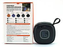 Портативная Bluetooth колонка Portable Wireless Speaker С5 Черная (1564), фото 3