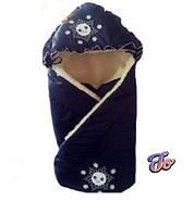 Умка- зимний конверт для новорожденных LUX, фото 5