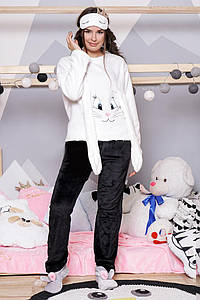 "Махровая пижама ""Bunny"" 81708 A #O/V"