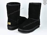 Угги женские Violeta 36-50-8 black (36-41) - купить оптом на 7км в одессе