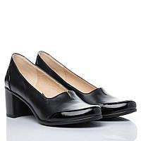 Туфли La Rose 2128 36 (23,6см ) Черная кожа