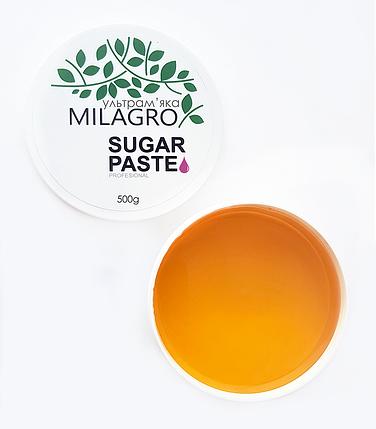 Сахарная паста для шугаринга Milagro Ультрамягкая 500 г (nr1-380), фото 2