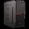 Корпус LP 2011-400W 8см black case chassis cover з 2xUSB2.0 і 1xUSB3.0