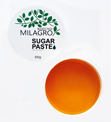 Сахарная паста для шугаринга Milagro Жесткая 300 г (2d-369), фото 2