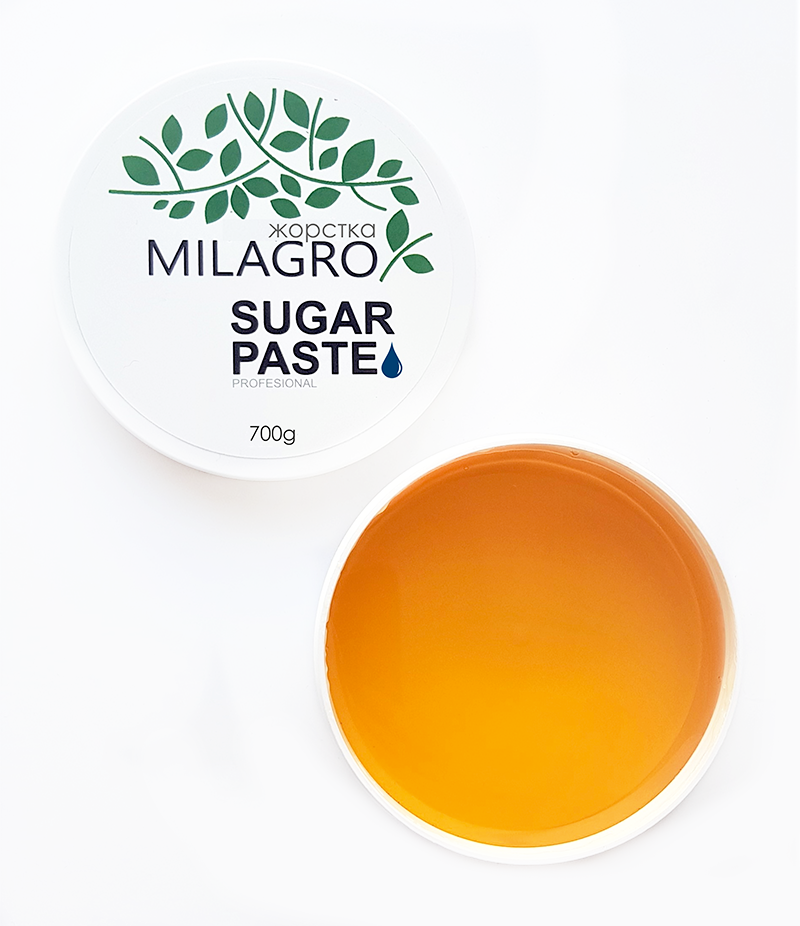 Сахарная паста для шугаринга Milagro Жесткая 700 г (2d-358)