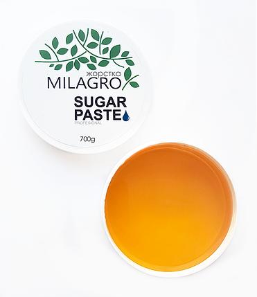 Сахарная паста для шугаринга Milagro Жесткая 700 г (2d-358), фото 2