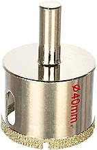 Алмазна Коронка по плитці і склу 40 мм Zhwei