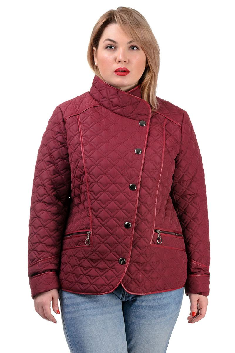 Демисезонная Куртка женская   «Фрея»,р-ры 50-56, №231