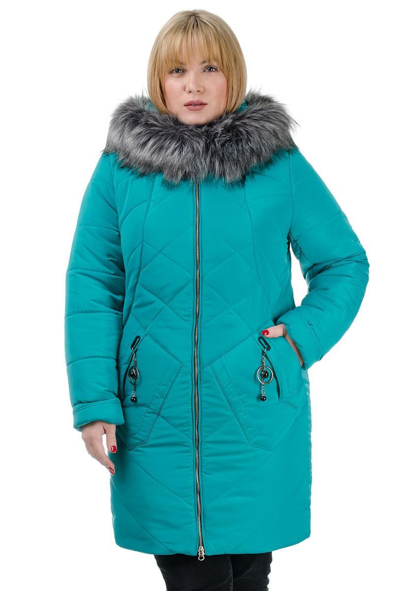 Женская зимняя Куртка женская   «Ирма», р-ры 46-54, №222