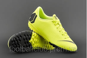 Сороконожки Nike Mercurial VaporX 12 Academy TF Junior AH7342-701, фото 2