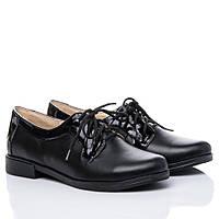 Туфли La Rose 2180 36(24см) Черная кожа