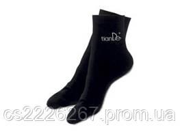 Носки с точечным нанесением турмалина TianDe (ТанДе), размер 26 см
