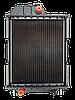 Радиатор водяного охлаждения «Panoto» МТЗ Д-240 (латунный) 5-ти рядный