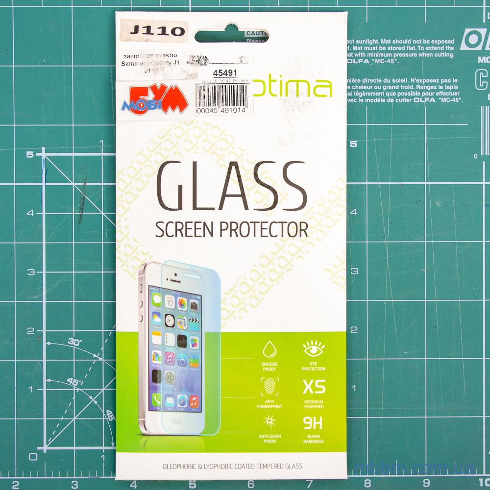 Защитное стекло Samsung Galaxy J1 J110