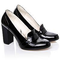 Туфли La Rose 2222 36(24,2см) Черный лак