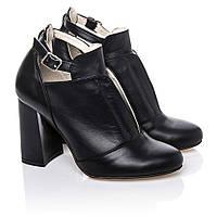 Туфли La Rose 2225 38(25,4см) Черная кожа