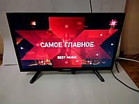 Телевизор Самсунг 15 дюймов+Т2 12/220v USB/HDMI LED DVB-T2 телевізор Samsung 17/22/24/28 12/24 вольт