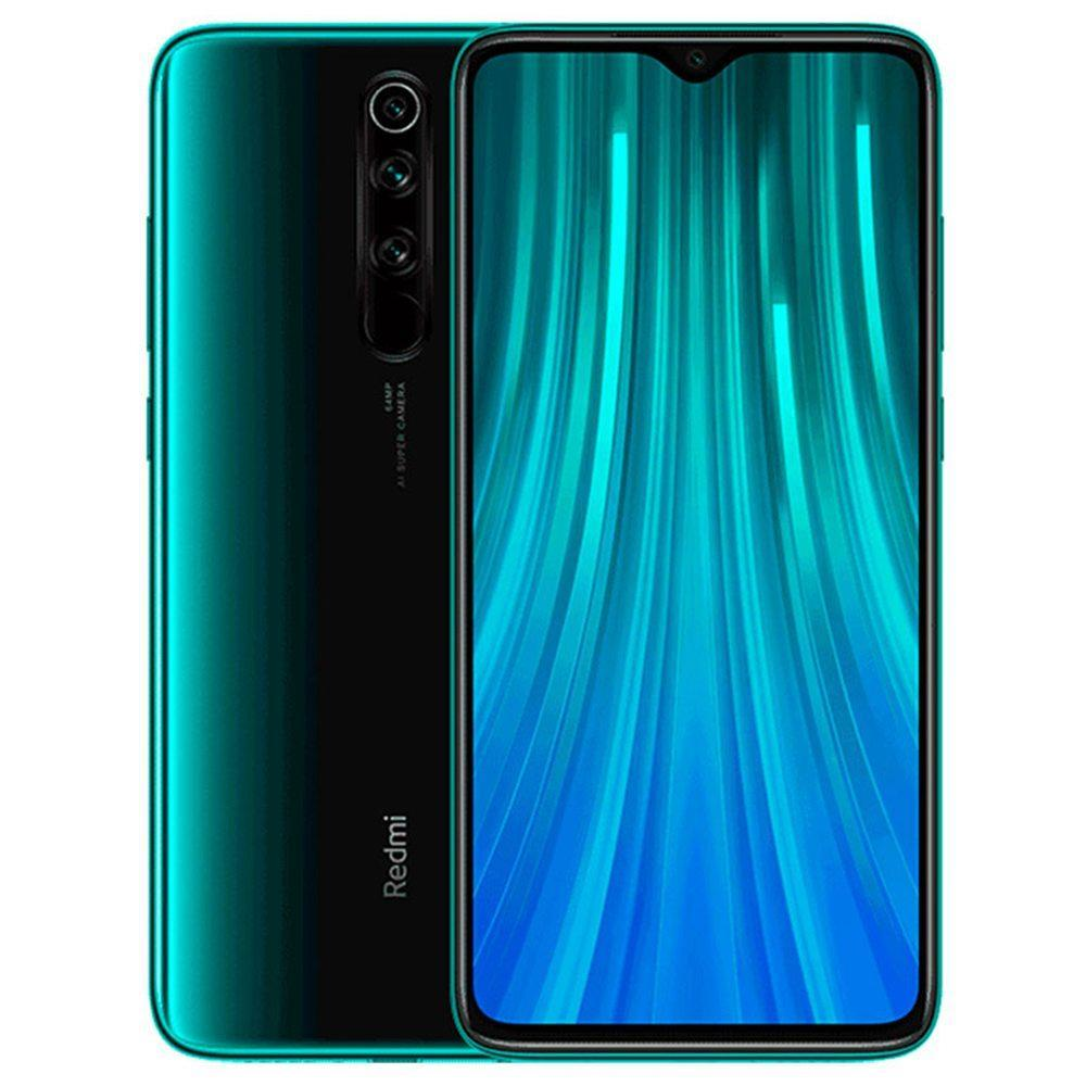 Xiaomi Redmi Note 8 Pro 6/128GB Green Global Version