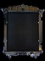 Радіатор водяного охолодження ЮМЗ Д-65 (алюмінієвий)