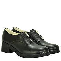 Туфли La Rose 2025 36(23,5см ) Черная кожа