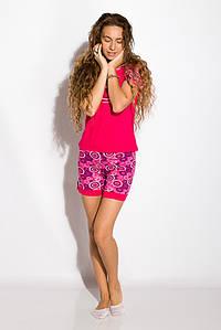 Пижама женская 107P052 (Малиновый)