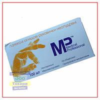 Перчатки мед. смотровые н/прип.премиум р. M, (Vogt Medical)