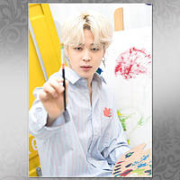 Плакат K-Pop BTS 461
