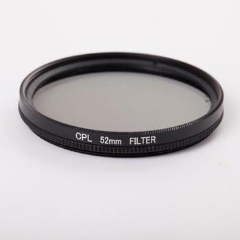 Светофильтр CPL  52mm