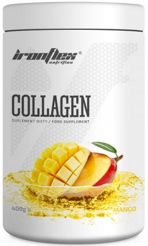 Коллаген IronFlex - Collagen (400 грамм) манго