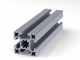 Станочный профиль T-track 45х45 без покрытия
