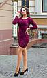 Платье женское модное стильное *травка* размер 42-48 купить оптом со склада 7км Одесса, фото 2