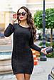 Платье женское модное стильное *травка* размер 42-48 купить оптом со склада 7км Одесса, фото 6