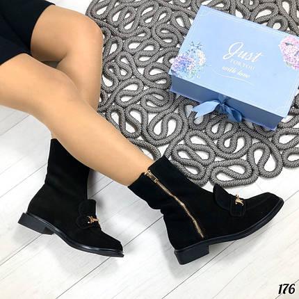 Весенние ботинки на девочку, фото 2