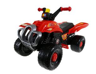 Детский квадроцикл на педалях 90 см, фото 2