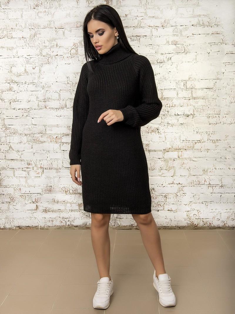 Сукня жіноча 50283(Чорний)