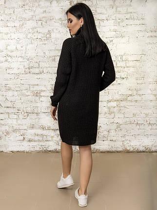 Сукня жіноча 50283(Чорний), фото 2
