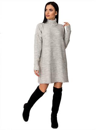 Платье женское 70425(Светлый-Серый), фото 2