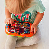 Розвиваюча электроннаяи гра VTech Перший планшет зі звуковими ефектами (80-151426), фото 3