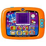 Розвиваюча электроннаяи гра VTech Перший планшет зі звуковими ефектами (80-151426), фото 4