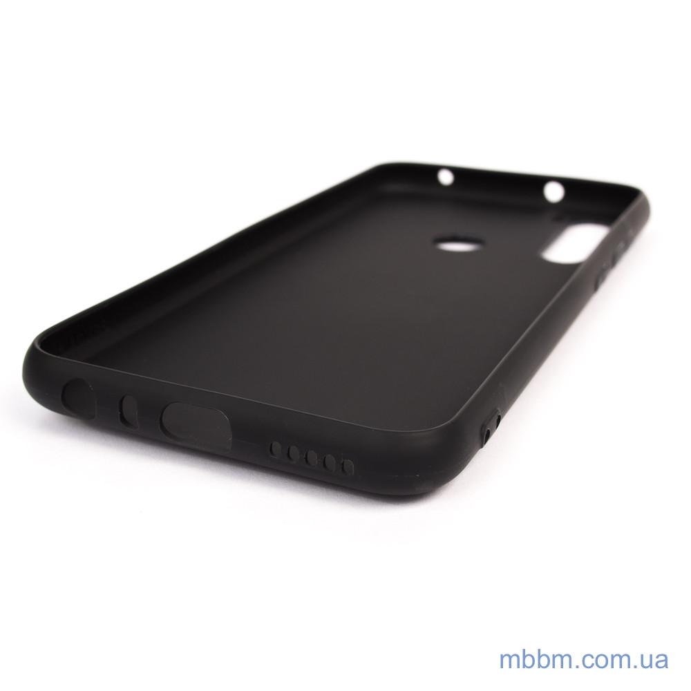 DLONS NY с держателем-подставкой Xiaomi Redmi Note 8 Black