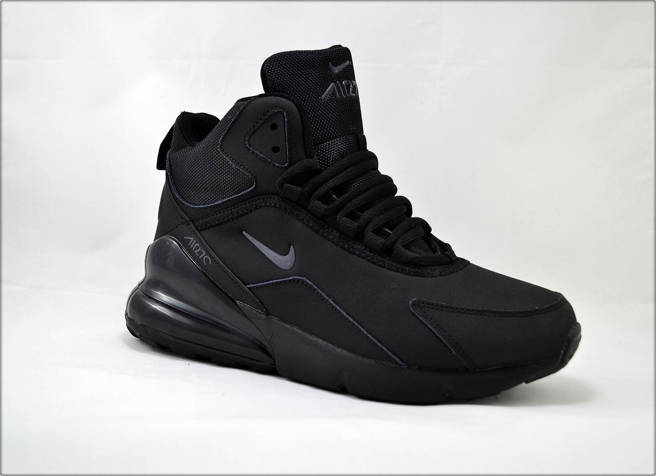 Зимние кроссовки Nike 270 Black