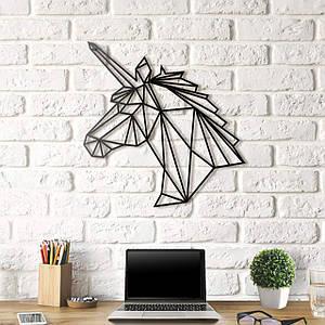 Картина из дерева Decart Unicorn 50x62 см U1001